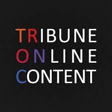 tronc text logo