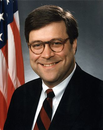 william barr o 1992