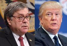 william barr resized donald trump