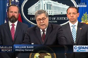 william barr rod rosenstein ocallaghan cspan