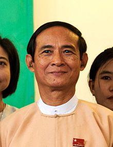win myint myanmar 2018 president