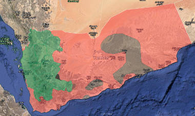 yemen map 6 11 2018