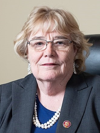 zoe lofgren headshot Custom