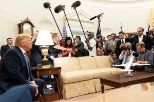 djt 2019 press conference white house via flickr Custom