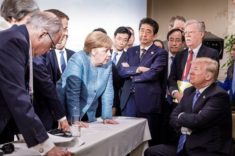 djt angela merkel g7 summit june 8 2018 german info min