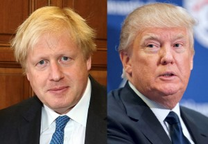djt boris johnson palmer Custom