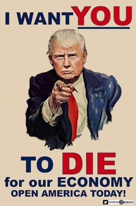 djt i want you to die Custom