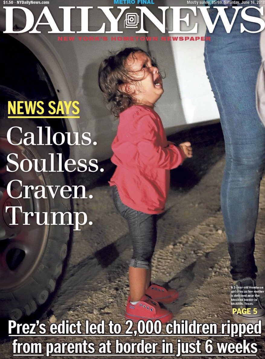 djt ice child detention nydn 6 18 18
