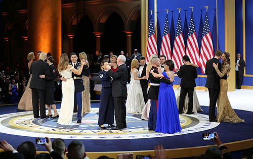 djt inaugural ball national building museum dod photo 1 20 17