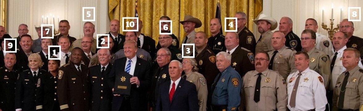 djt mike pence sheriffs rex shutterstock1211 cropped guardian