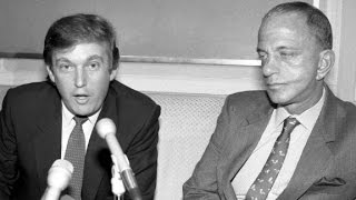 djt roy cohn youtube screenshot