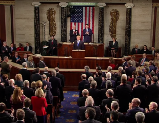 djt state of union congress white house