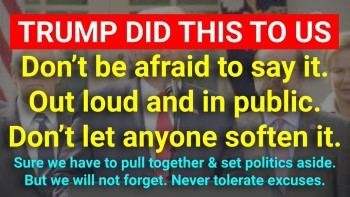 djt virus trump did it Custom