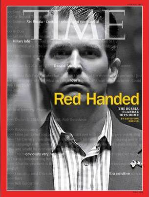 donald trump jr time cover cropped
