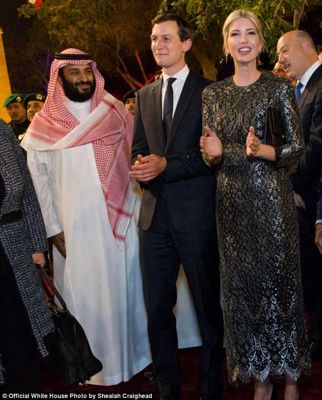 jared kushner ivanka trump saudi