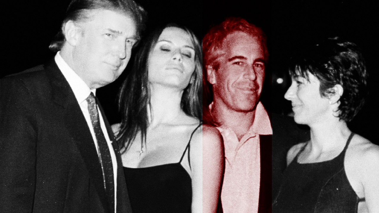 jeffrey epstein trumps cropped ghislaine maxwell Photo by Davidoff Studios Getty Images vanity fair