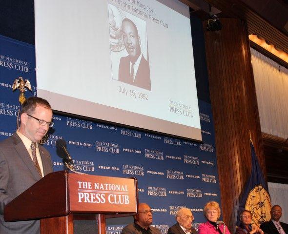 John Hughes, MLK and NPC Jan. 12, 2016