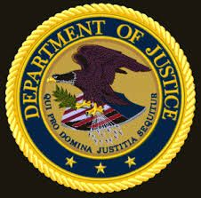 Justice Department log circular