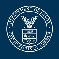 Labor Department logo