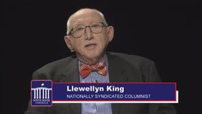 Lllewellyn King photo and logo