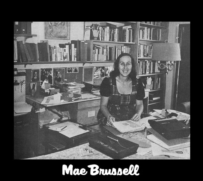 Mae Brussell