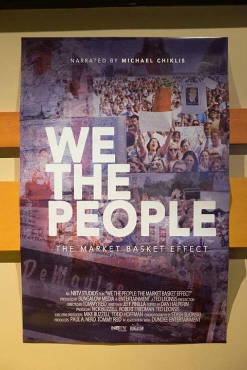 Market Basket Effect Film Poster