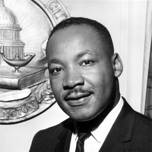 Martin Luther King at NPC