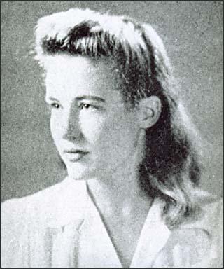 Mary Pinchot Meyer 1942