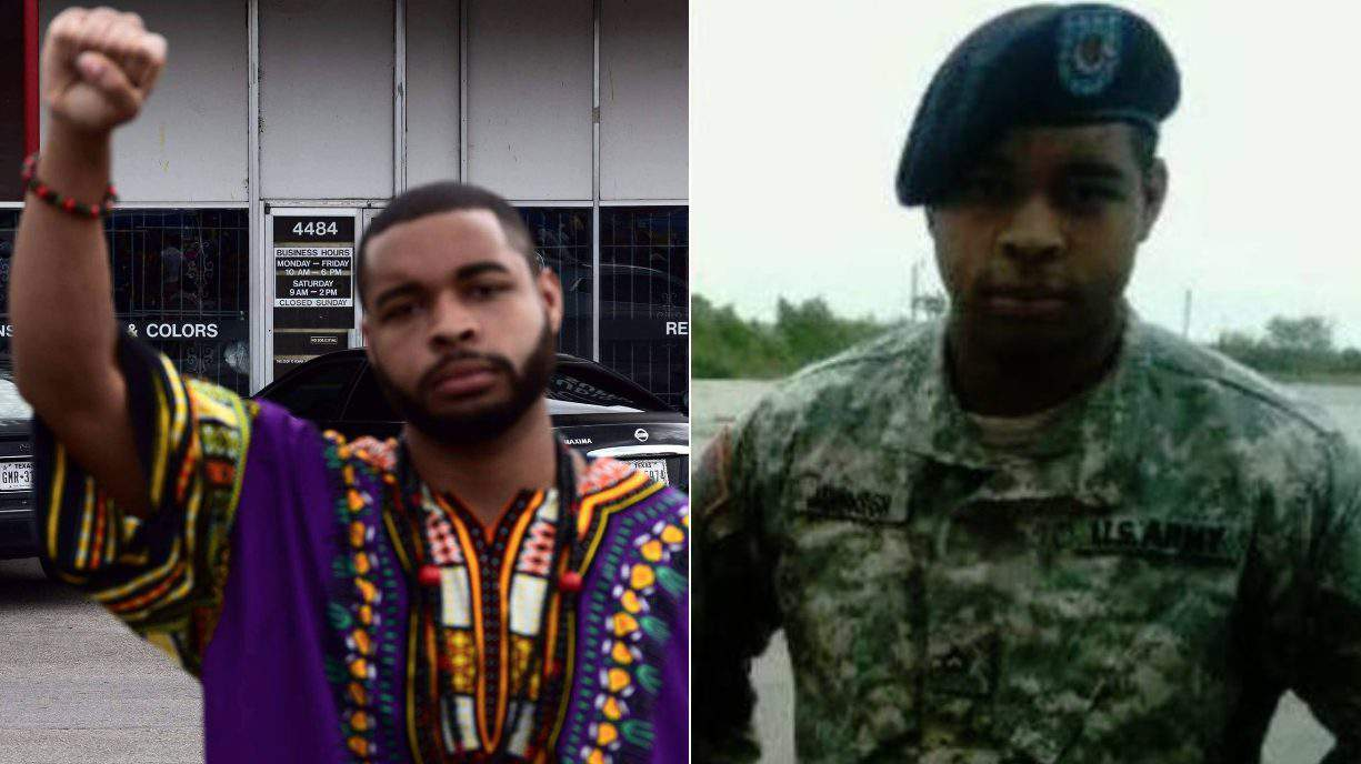 Micah X. Johnson, Dallas shooter