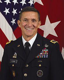 Michael Flynn Defense Intelligence Agency