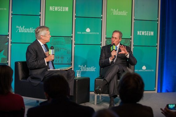 Michael Froman and James Fallows