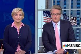 Mika Brzezinski and Joe Scarborough  (MSNBC Screen shot)