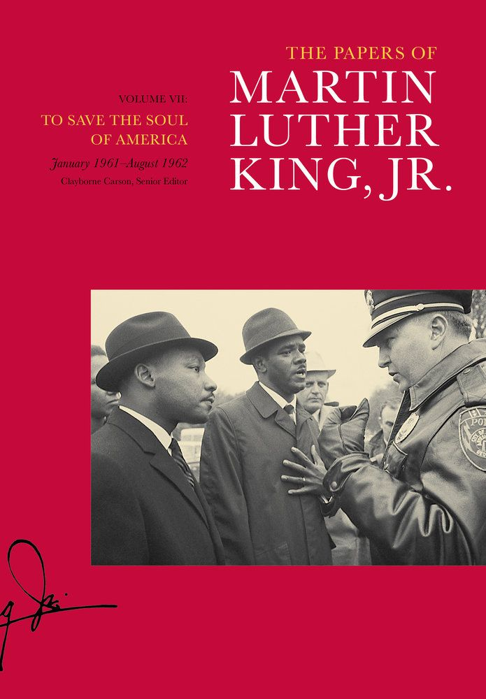MLK Papers, Vols. I-VII, University of California