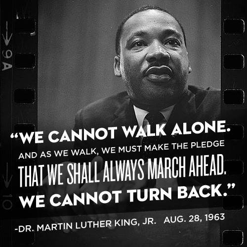 Dr. Martin Luther King Jr. Quotation