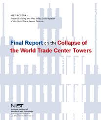 NIST Final Report on the Collapse of the World Trade Center Towers