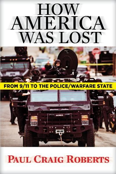 Paul Craig Roberts book cover