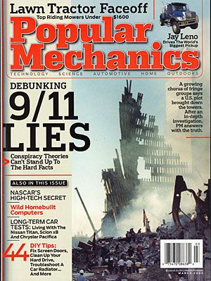 Justice Integrity Report - Experts Reject Fire As Cause For 9/11 WTC