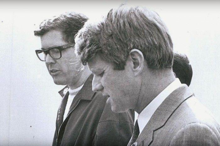 Paul Schrade and Robert Kennedy