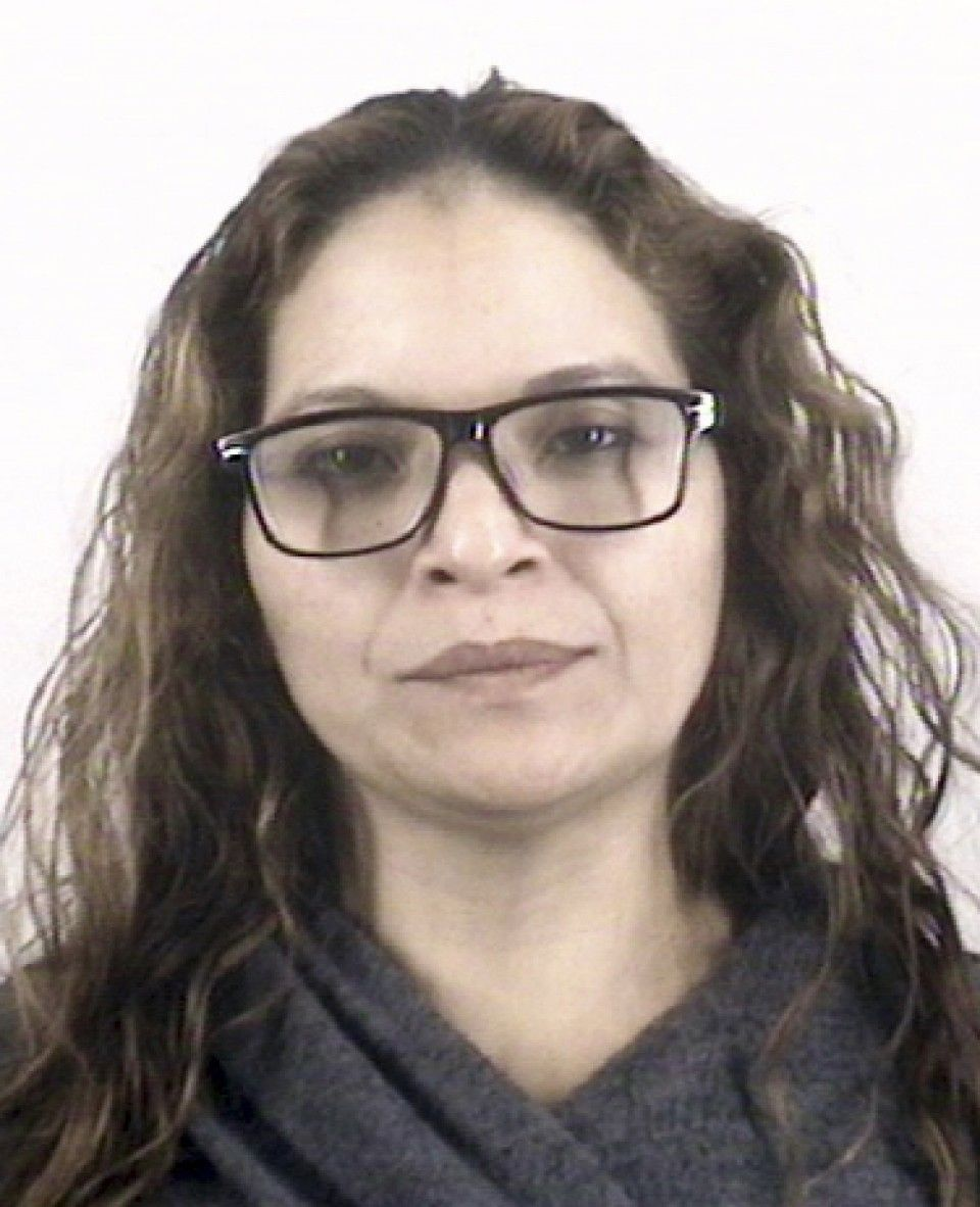 Rosa Maria Ortega Texas Voter fraud mug shot