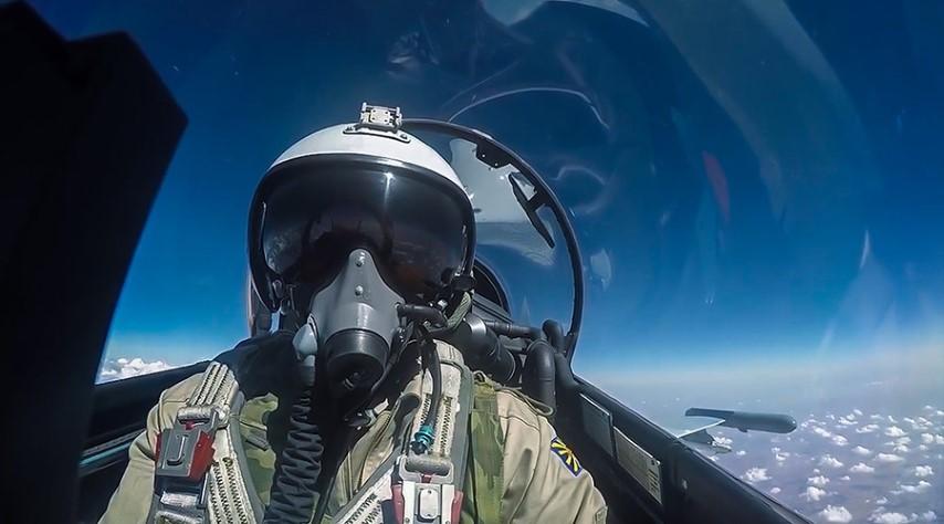 Russian pilot