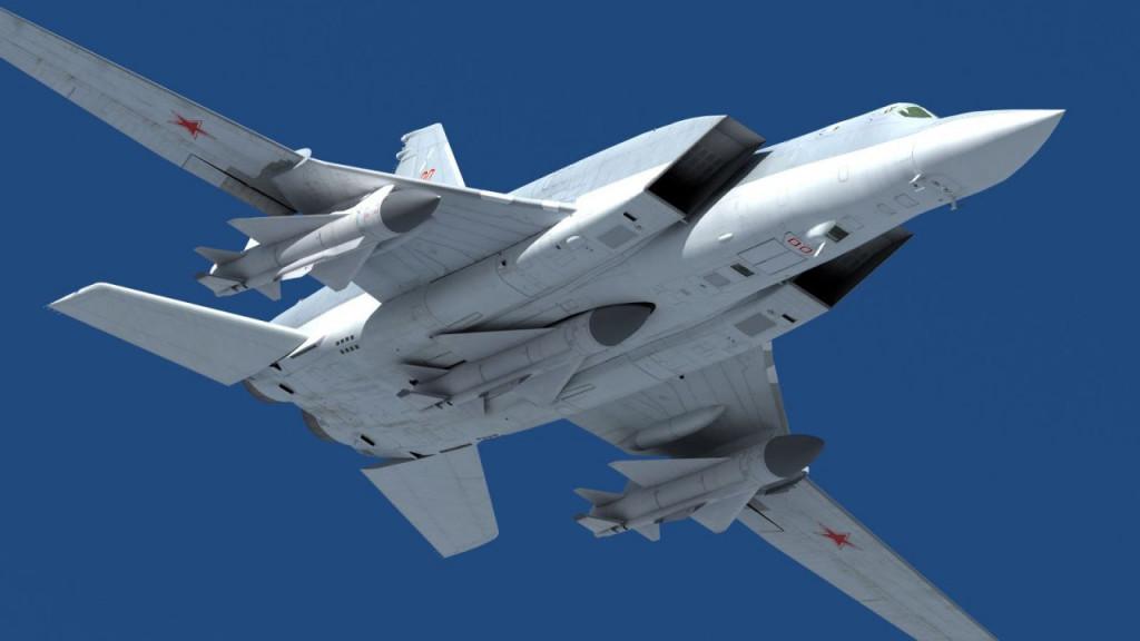 Russian TUM Strategic Bomber (based in Russia)