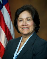 Sarah Saldaña, Department of Homeland Security, ICE assistant secretary