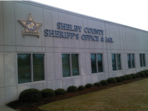 Shelby County Jail (Photo by Roger Shuler)