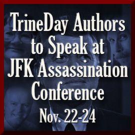 TrineDay JFK Conference Nov. 22-24, 2014
